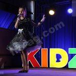 Объемные буквы для KIDZ | интерьерная реклама в СПб