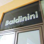 Вывеска балдинини baldinini