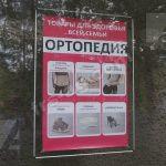 Оформление витрин система с изображением